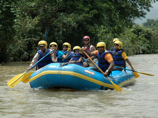 water based activity goa