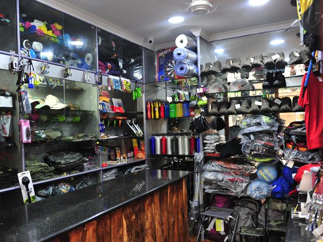 Sports Shops 119